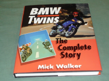 BMW TWINS THE COMPLETE STORY (Walker 1998)
